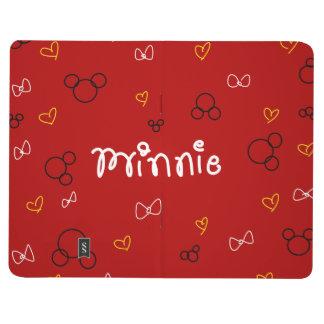 notebook minnie journal
