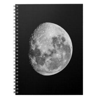 Notebook moon moon Notebook