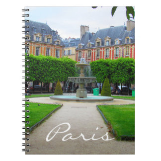 """Notebook """"Paris """""""