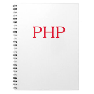 notebook php
