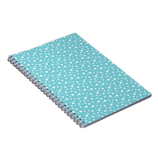 Notebook-Polka Dots Notebook