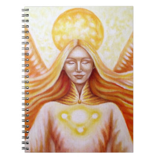 "Notebook ""solar Angel """