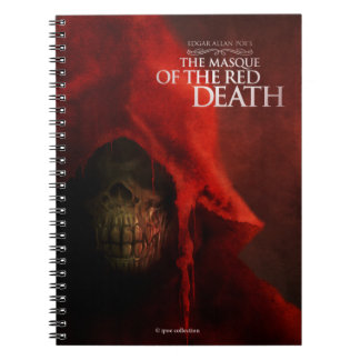"Notebook ""The Masque of the Network Death"""