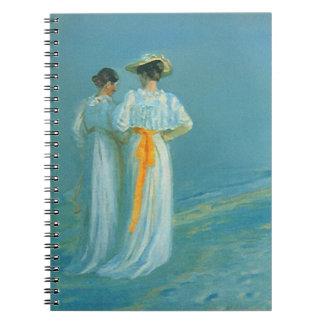 Notebook Vintage Bridal Bride Brides Journal Diary
