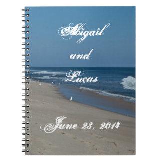 Notebook Wedding Planner