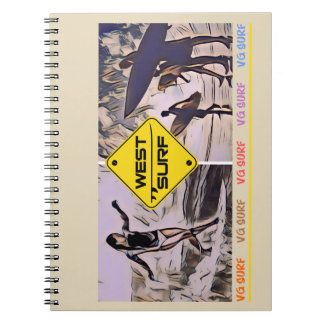 Notebook West Surf III