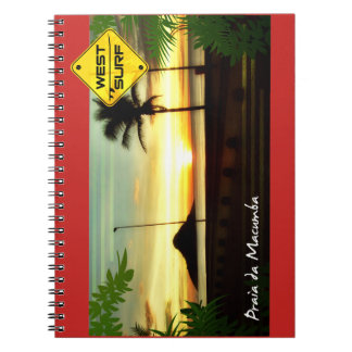 Notebook West Surf IV