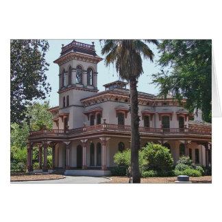 NOTECARD ~ Bidwell Mansion