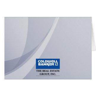 Notecard: Blue Card