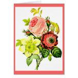 Notecard-Botanicals-Pierre Joseph Redoute 5 Cards
