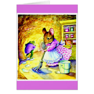 Notecard-Kids Art-Beatrix Potter 1 Note Card