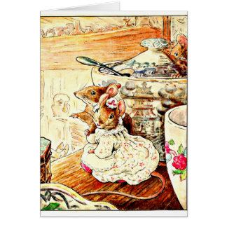 Notecard-Kids Art-Beatrix Potter 17 Card