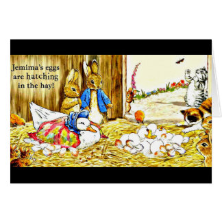 Notecard-Kids Art-Beatrix Potter 23 Card