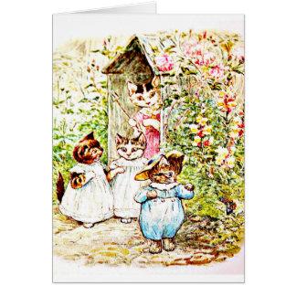 Notecard-Kids Art-Beatrix Potter 24 Card