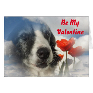 Notecard Sprollie Be My Valentine Note Card