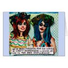 NOTECARD-WE'VE BEEN FRIENDS FOR SO LONG CARD