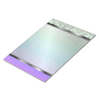 Notepad Glitter Star Dust