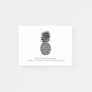 Notepad - Pineapple
