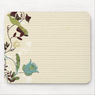 NotePaper Vine Mouse Pad