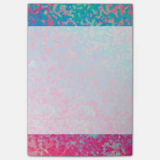 Notes Colorful Corroded Background