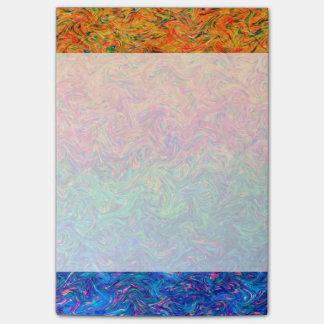 Notes Fluid Colors