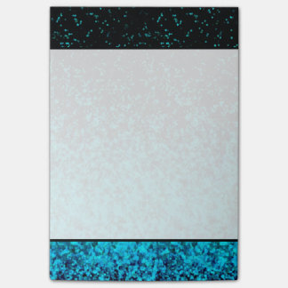 Notes Glitter Dust Background