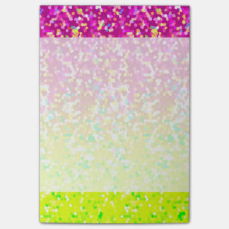 Notes Glitter Graphic Background