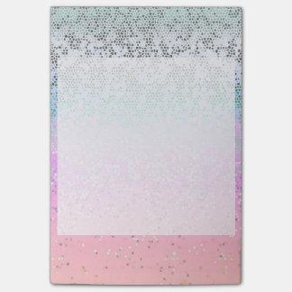 Notes Glitter Star Dust