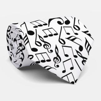 Notes Tie