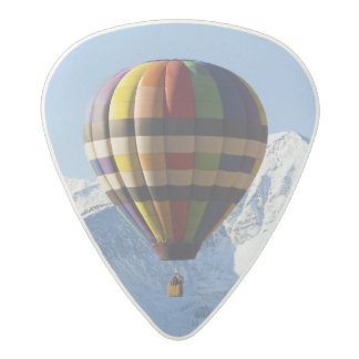 Noth America, USA, Colorado, Mt. Crested Butte, Acetal Guitar Pick
