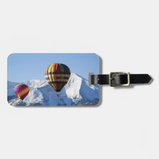 Noth America, USA, Colorado, Mt. Crested Butte, Bag Tag
