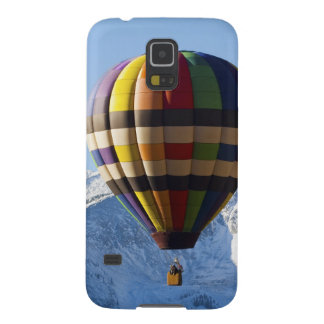 Noth America, USA, Colorado, Mt. Crested Butte, Cases For Galaxy S5