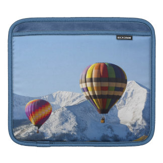 Noth America, USA, Colorado, Mt. Crested Butte, iPad Sleeve