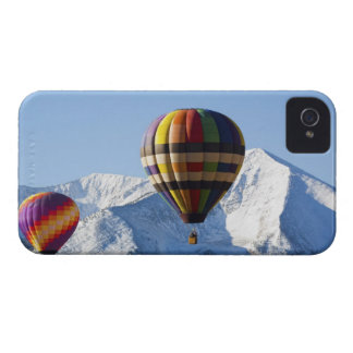 Noth America, USA, Colorado, Mt. Crested Butte, iPhone 4 Cover