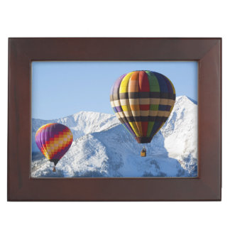 Noth America, USA, Colorado, Mt. Crested Butte, Keepsake Box