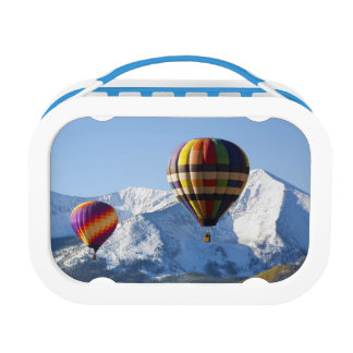 Noth America, USA, Colorado, Mt. Crested Butte, Lunch Box