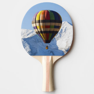 Noth America, USA, Colorado, Mt. Crested Butte, Ping Pong Paddle