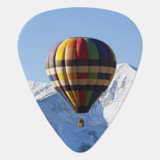 Noth America, USA, Colorado, Mt. Crested Butte, Plectrum