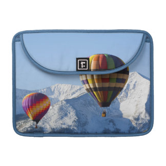 Noth America, USA, Colorado, Mt. Crested Butte, Sleeve For MacBook Pro