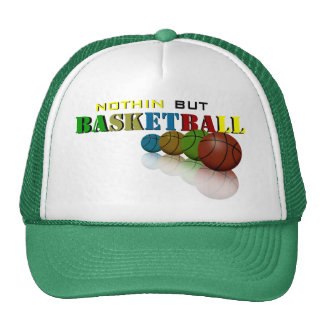 Nothin But Basketball Hat