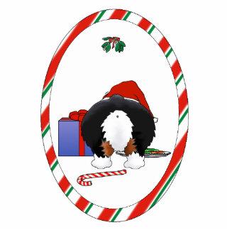 Nothin' Butt A Corgi Christmas Ornament Photo Cutouts