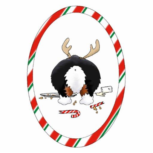 Nothin' Butt A Corgi Christmas Ornament Photo Cut Outs