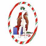 Nothin' Butt A Husky Christmas Ornament