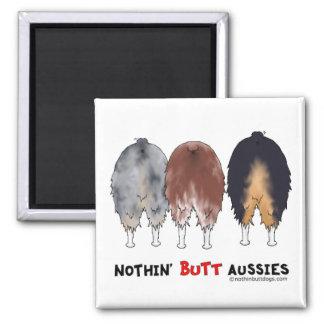 Nothin' Butt Aussies Magnet