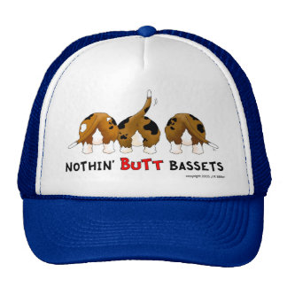 Nothin' Butt Bassets Cap