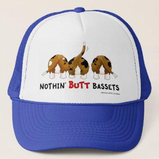 Nothin' Butt Bassets Trucker Hat