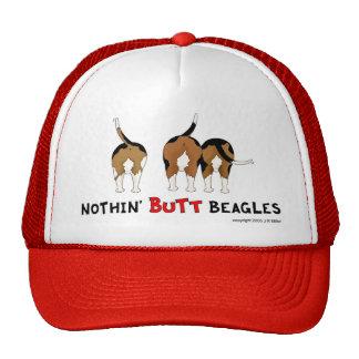 Nothin' Butt Beagles Cap