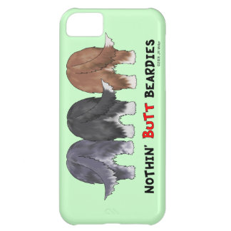 Nothin' Butt Beardies iPhone 5C Case