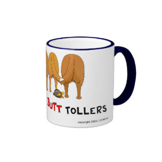 Nothin' Butt Tollers Mug