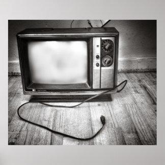 Nothin on TV Print